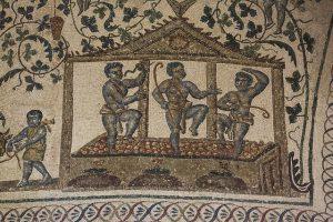 Mausoleum van Santa Costanza, Rome. (Foto via Lawrence OP/Flickr.)