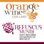 Nieuw-Zeelandse orange wines op Orange Wine Festival in Izola, Slovenië