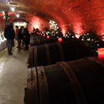 Ondergrondse wijngeschiedenis op de Mosel-Wein-Nachts-Markt