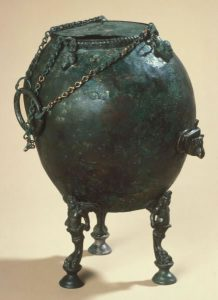 Authepsa uit het Zwitserse Musee Romain Augusta Raurica