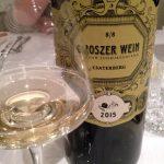 Druiven op opaal: Csaterberg 2015 van Groszer Wein