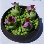 Restaurant Bentinck: lunchen uit de moestuin (met historisch recept voor aalbessenmoes)