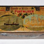 Wijn en vis: tentoonstelling over de Vlaardingse wijnhandel Hoogendijk