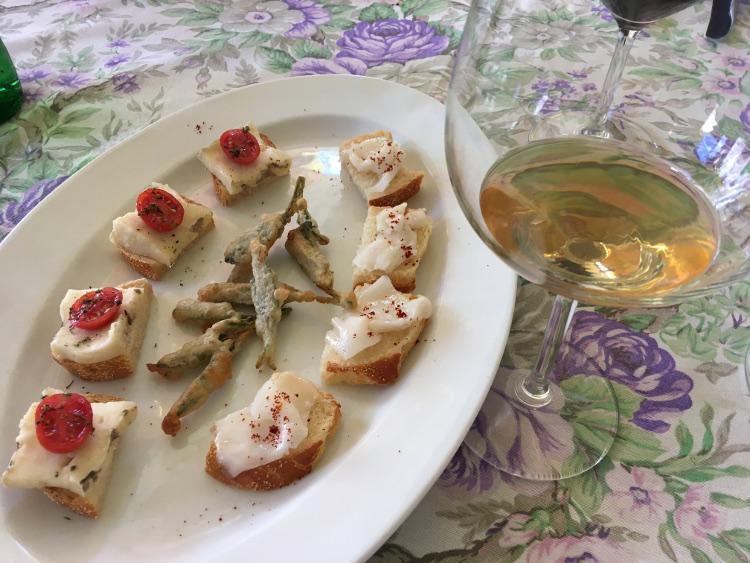 lunch bij Cotar