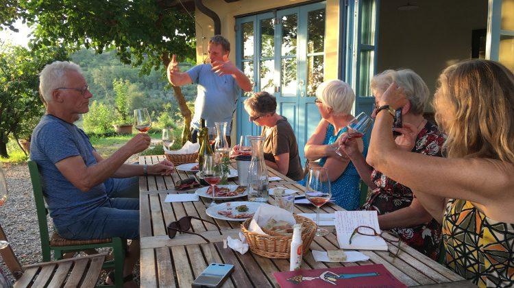 Wijnwandelen in Slovenië