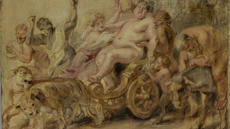 Rubens en Bacchus: wijn in Antwerpen rond 1600