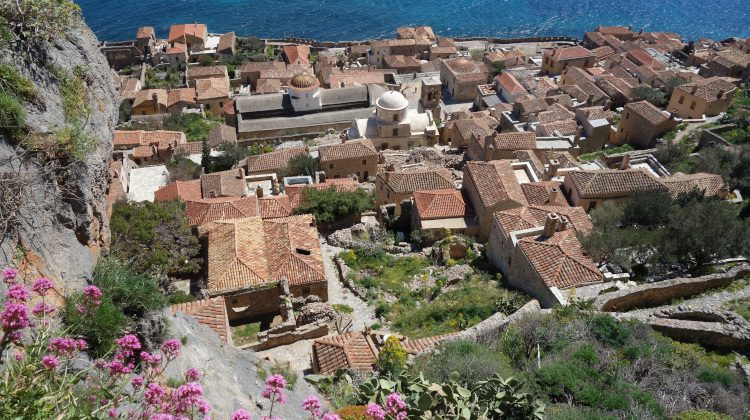 Monemvasia Malvasia: Tale of a Town and a Wine