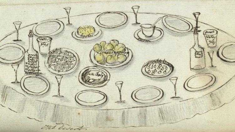Recepten door 18e-eeuwse vrouwen én mannen