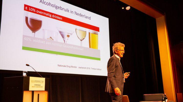 Symposium over wijn als onderdeel van een gezonde en verantwoorde levensstijl