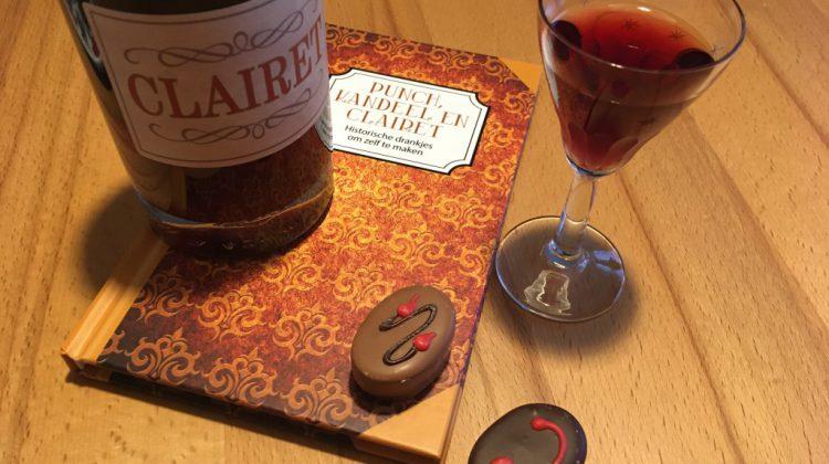 Clairet-bonbons voor Valentijnsdag