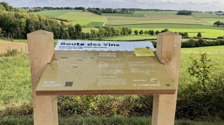 Nieuwe wijnroutes voor wijnregio Zuid-Limburg