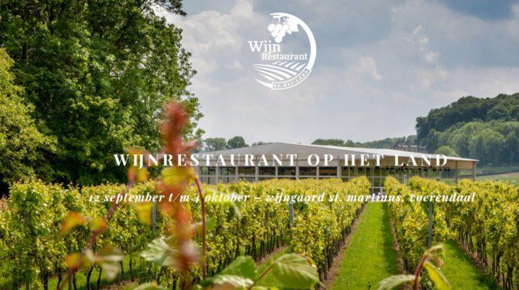 Wijnrestaurant op het Land in Voerendaal