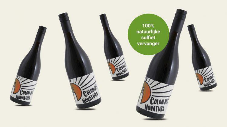 Geproefd: Novatura, een wijn met een 100% natuurlijke sulfietvervanger